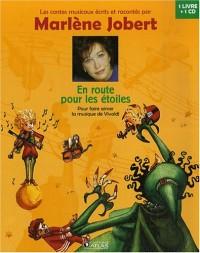 En route pour les étoiles (1 livre + 1 CD)