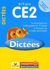 Dictées CE2 8/9 ans : Exercices de base