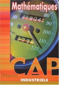 Mathématiques, CAP Industriels (Manuel)