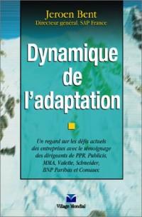 Dynamique de l'adaptation