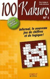 100 kakuro : N°1