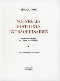 Nouvelles histoires extraordinaires (2 volumes)