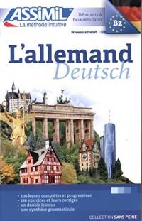 L'Allemand (livre)