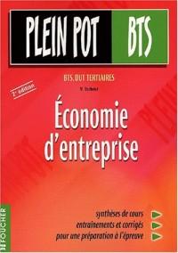 Économie d'entreprise : BTS, DUT tertiaires, 2e édition