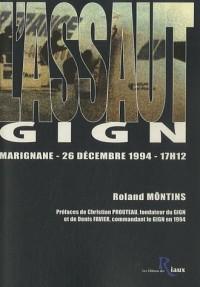 L'assaut - GIGN - Marignane - 26 décembre 1994 - 17h12