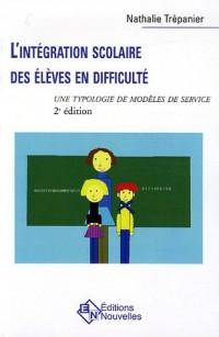 L'intégration scolaire des élèves en difficulté : Une typologie de modèles de service