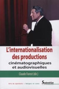 L'internationalisation des productions cinématographiques