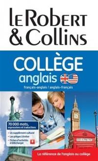 Le Robert & Collins Collège Anglais + règle des verbes irréguliers