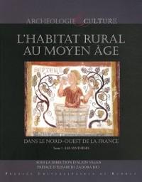 Habitat rural au Moyen Age