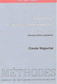 Topologie et analyse fonctionnelle : Exercices corrigés