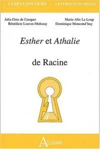 Esther et Athalie de Racine