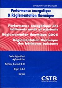 CD Performance Energétique & Réglementation Thermique
