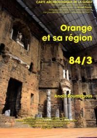 Orange et sa région : 84/3