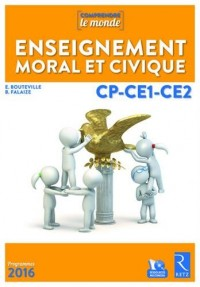 Enseignement moral et civique cycle 2 (1CD audio)