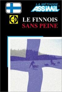 Le Finnois sans peine (1 livre + coffret de 4 CD)