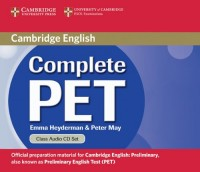 Complete PET Class Audio CDs (2)