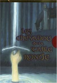 Les chevaliers de la Table ronde : Coffret en 5 volumes : Tome 1, Les enchantements de Merlin ; Tome 2, Lancelot du Lac ; Tome 3, Perceval le Gallois ... du Graal ; Tome 5, La destinée du roi Arthur