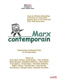 Marx contemporain