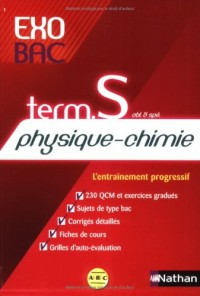 Physique chimie Term S