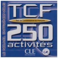 Test connaissance du français (CD audio inclus)