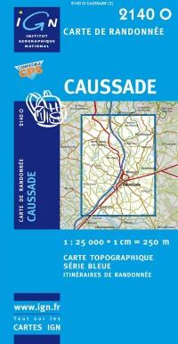 Caussade: IGN2140O