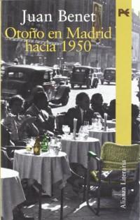 Otono en Madrid hacia 1950 / Fall in Madrid towards 1950