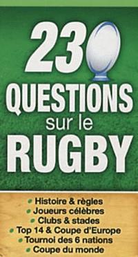 Quiz Rugby Coupe du Monde 2011