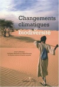 Changements climatiques et biodiversité