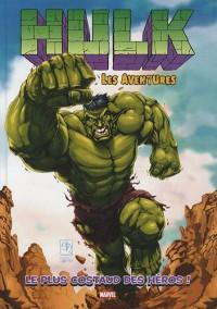Hulk - Les aventures, Tome 1 : Le plus costaud des héros ! : Avec un poster géant