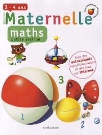 Maths découvertes maternelle, petite section : 3-4 ans