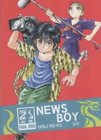 News Boy, Tome 3 :