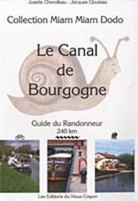 Canal de Bourgogne - Guide du Randonneur 2010-2011