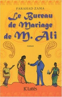 La bureau de mariage de M. Ali