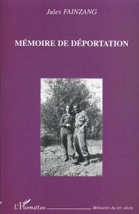 Mémoire de déportation