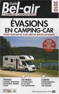 Guide Bel-Air camping-caravaning : Evasions en camping-car