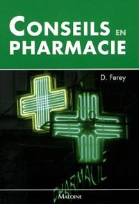 Guide du Conseil en Pharmacie