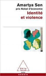 Identité et violence [Poche]
