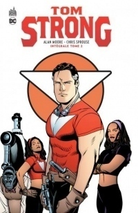 Tom Strong Tome 2 - Dc Essentiels