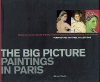 The Big Pictures : Paintings in Paris : Musée du Louvre - Musée d'Orsay - Centre Pompidou - Musée nationale d'art moderne (en anglais)