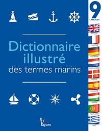 Dictionnaire illustré des termes marins en 9 langues