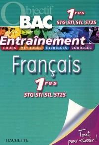 Français 1e STG/STI/STL/ST2S