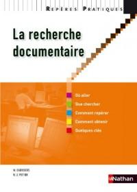 La recherche documentaire - Collection Repères pratiques