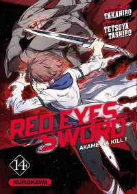 Red Eyes Sword \ Akame Ga Kill - Tome 14