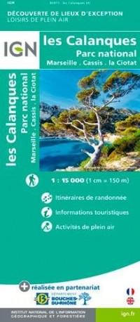 LES CALANQUES-MARSEILLE/CASSIS