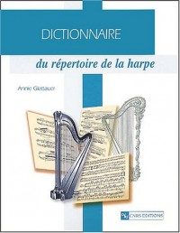 Dictionnaire du répertoire de la harpe