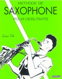 Partition: Methode de saxophone pour debutants