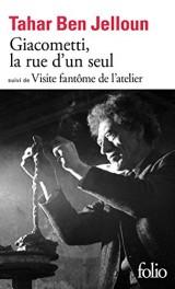 Giacometti La rue d'un seul/Visite fantôme de l'atelier [Poche]
