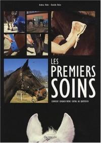 Les premiers soins : Comment soigner votre cheval au quotidien
