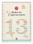 Cuaderno 13 de números y operaciones. 5 Primaria