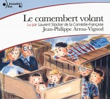 Le camembert volant - 2 CD audio [Livre audio]